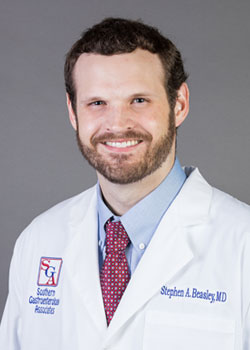 Meet Dr.Stephen A. Beasley, a GI Specialist practicing at Southern Gastroenterology Associates
